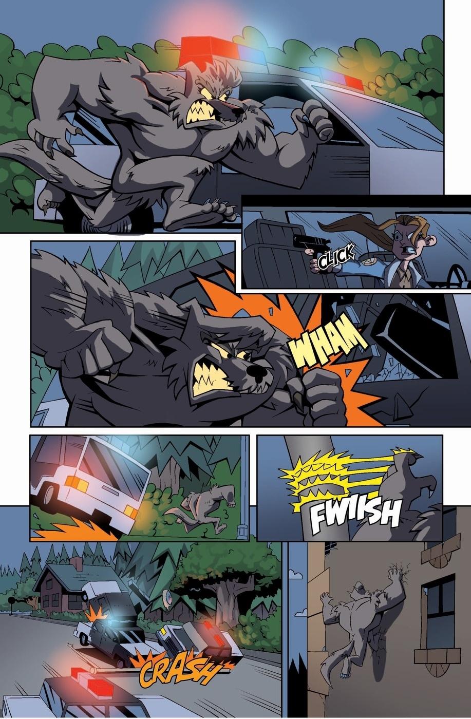 Read online Ralph Filmore comic -  Issue # Full - 99