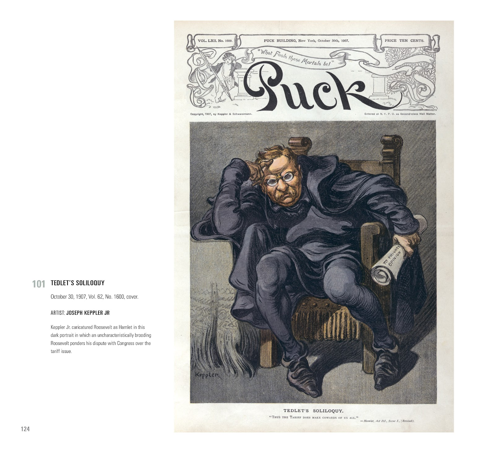Read online What Fools These Mortals Be!: The Story of Puck Magazine comic -  Issue # TPB (Part 2) - 24