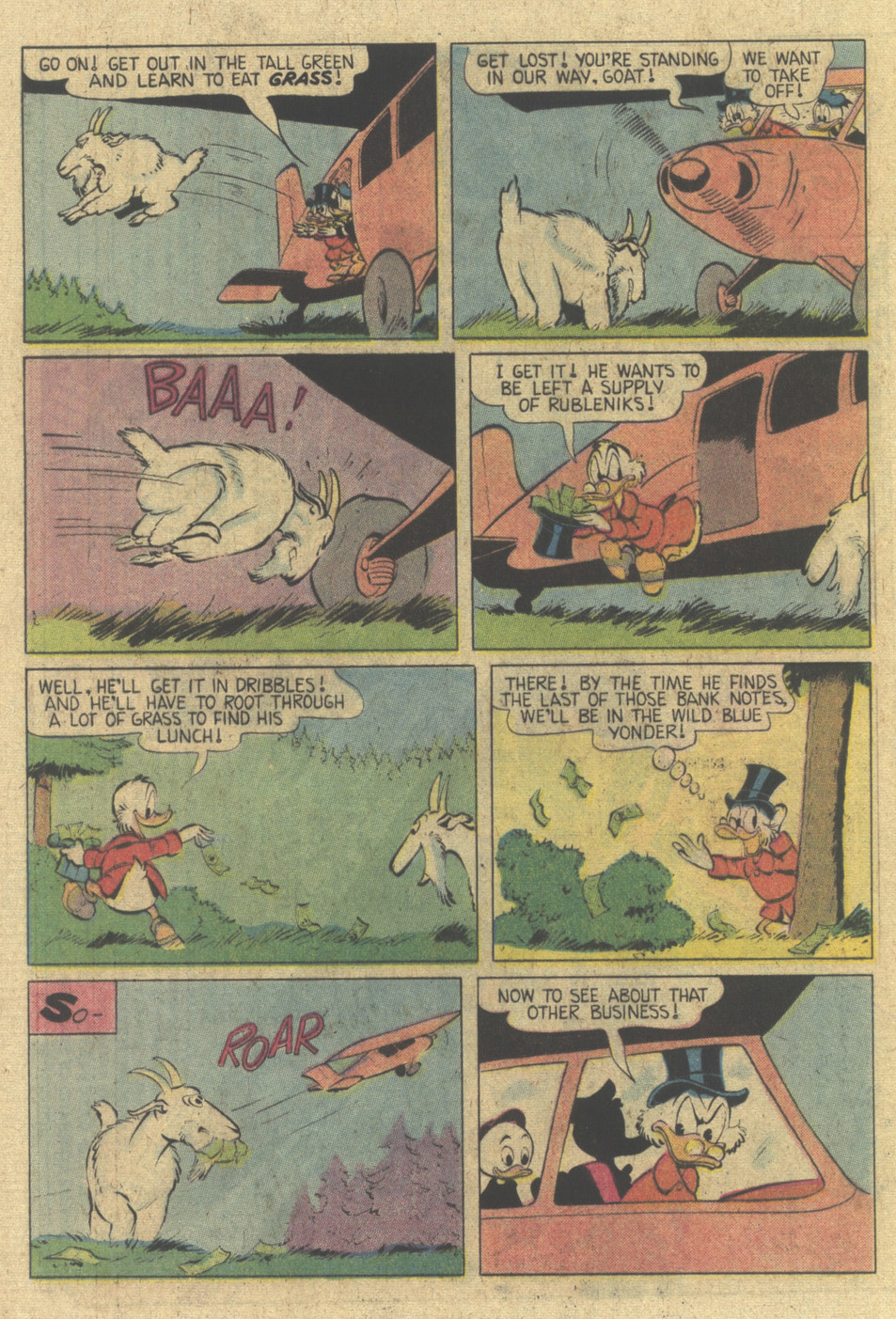 Read online Uncle Scrooge (1953) comic -  Issue #147 - 24
