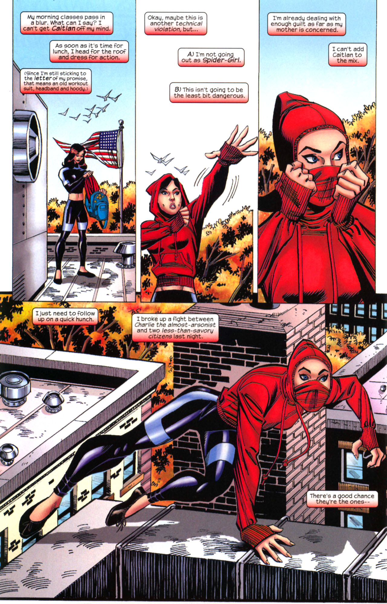 Read online Amazing Spider-Girl comic -  Issue #2 - 7