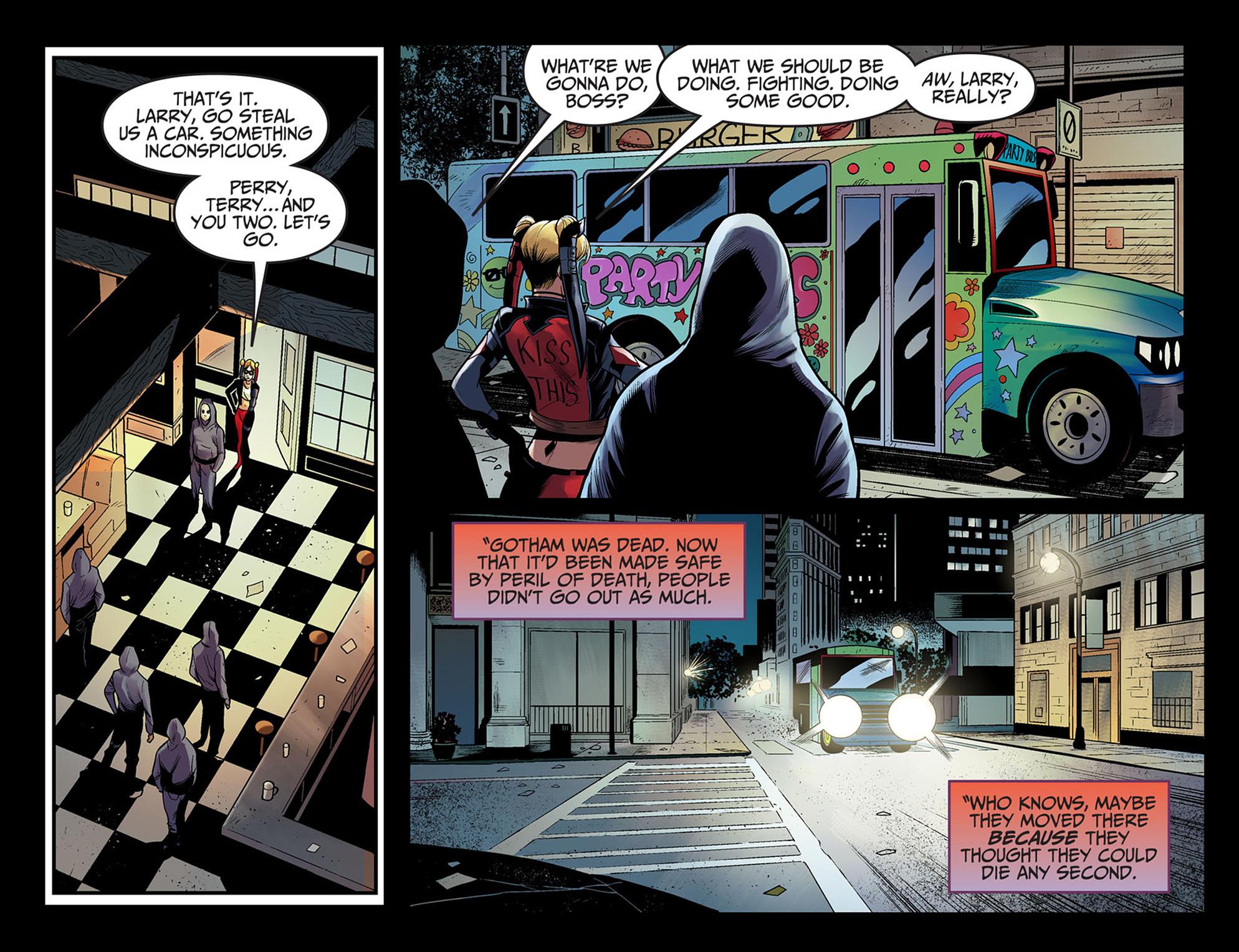 Read online Injustice: Ground Zero comic -  Issue #7 - 12