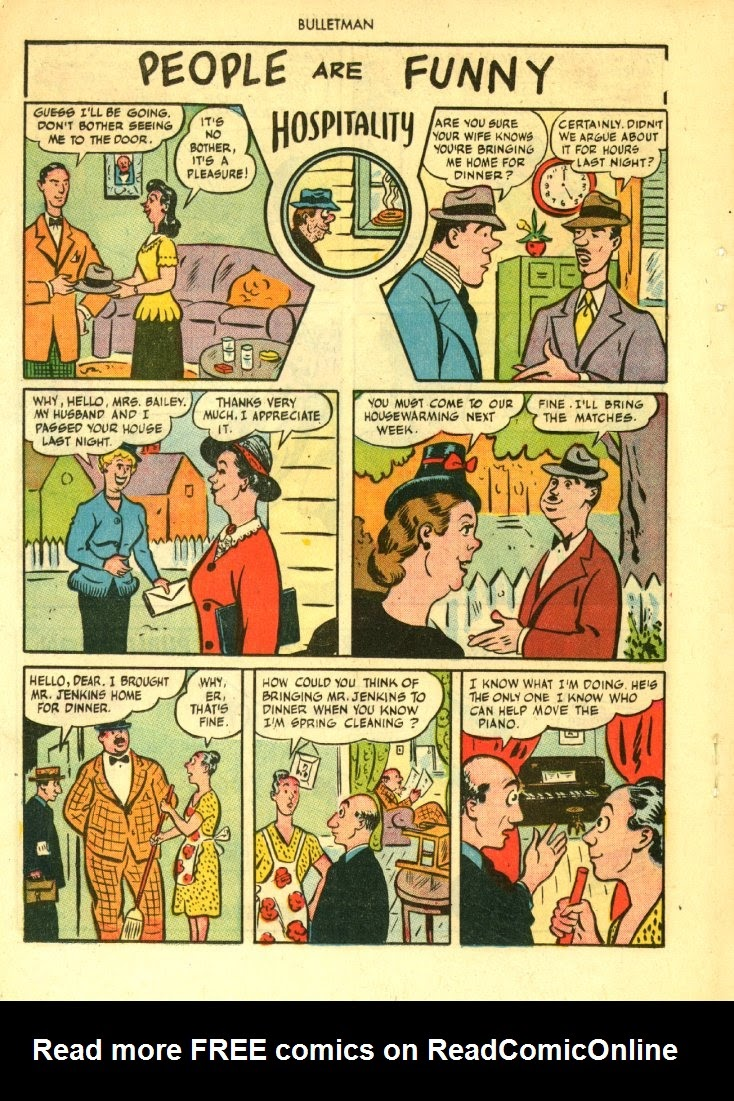 Bulletman issue 16 - Page 23