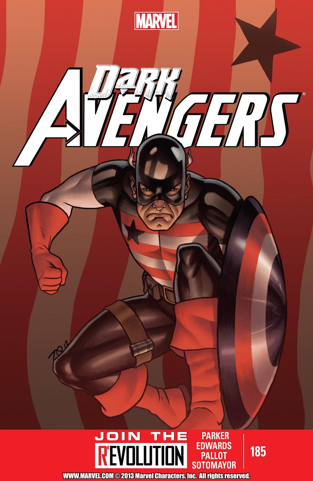 Dark Avengers (2012) Issue #185 #11 - English 1