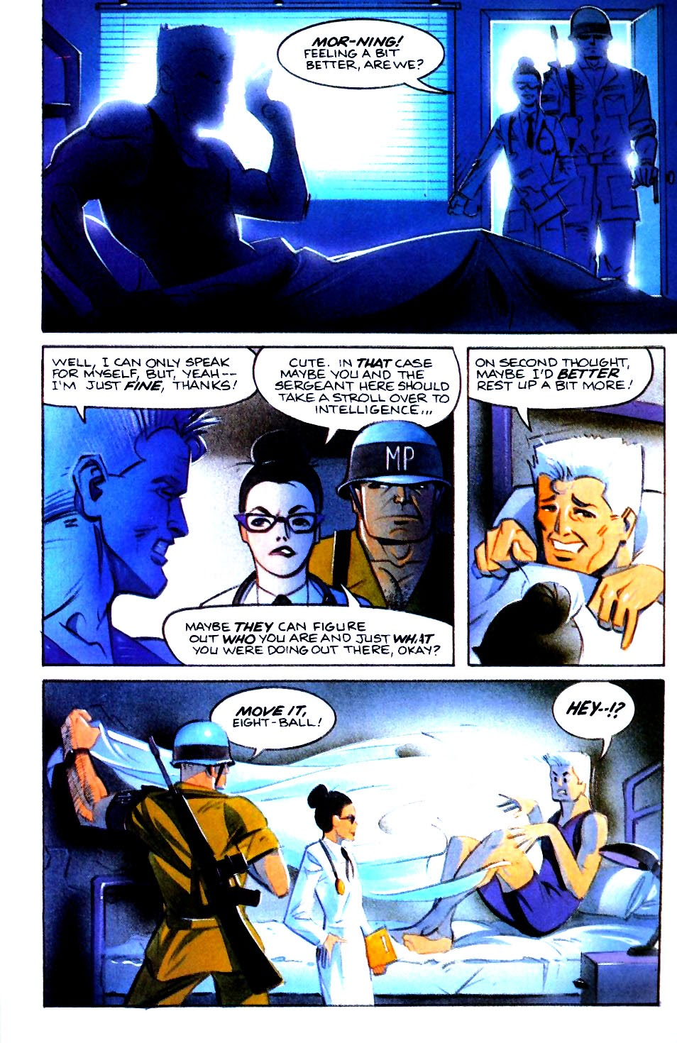 Tempus Fugitive issue 2 - Page 9