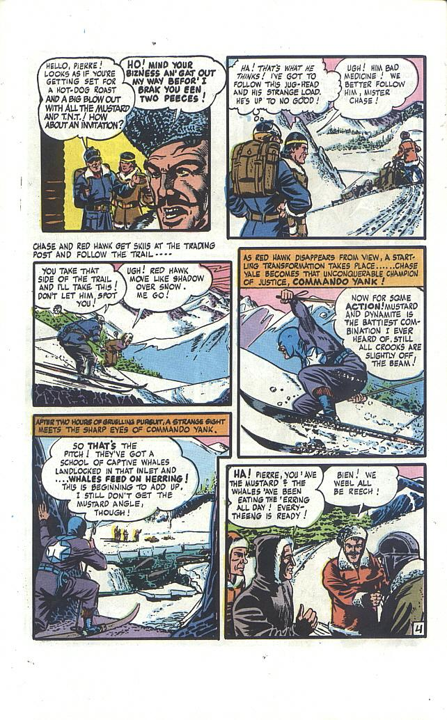 Read online Golden-Age Men of Mystery comic -  Issue #2 - 6