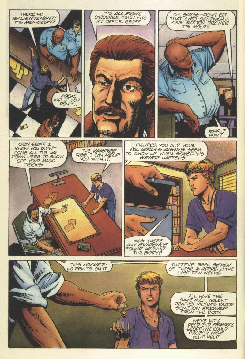 Read online Secret Weapons comic -  Issue #6 - 9