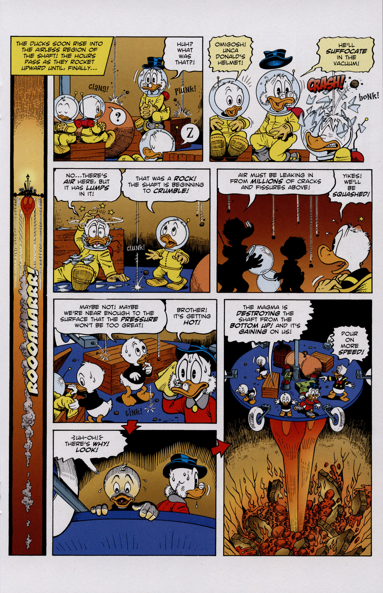 Read online Uncle Scrooge (1953) comic -  Issue #401 - 17