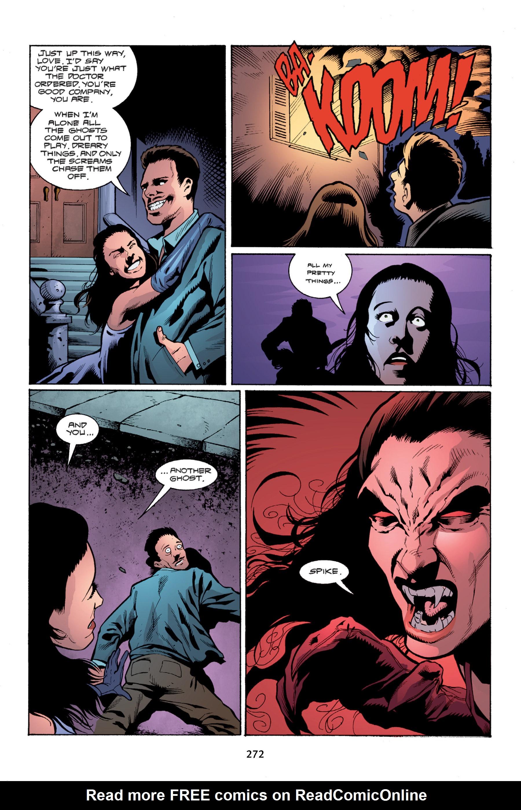 Read online Buffy the Vampire Slayer: Omnibus comic -  Issue # TPB 4 - 270