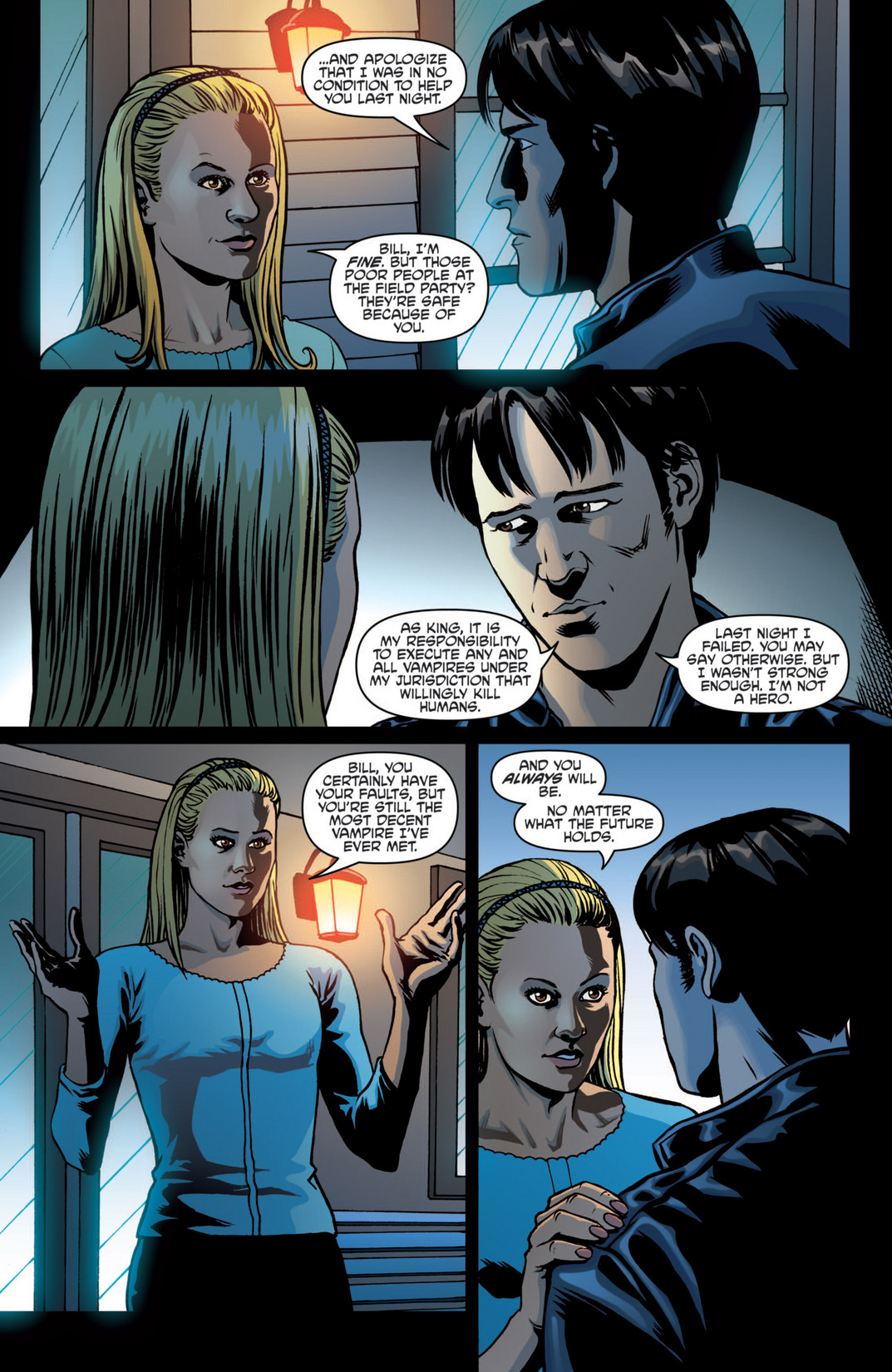 Read online True Blood (2012) comic -  Issue #5 - 23
