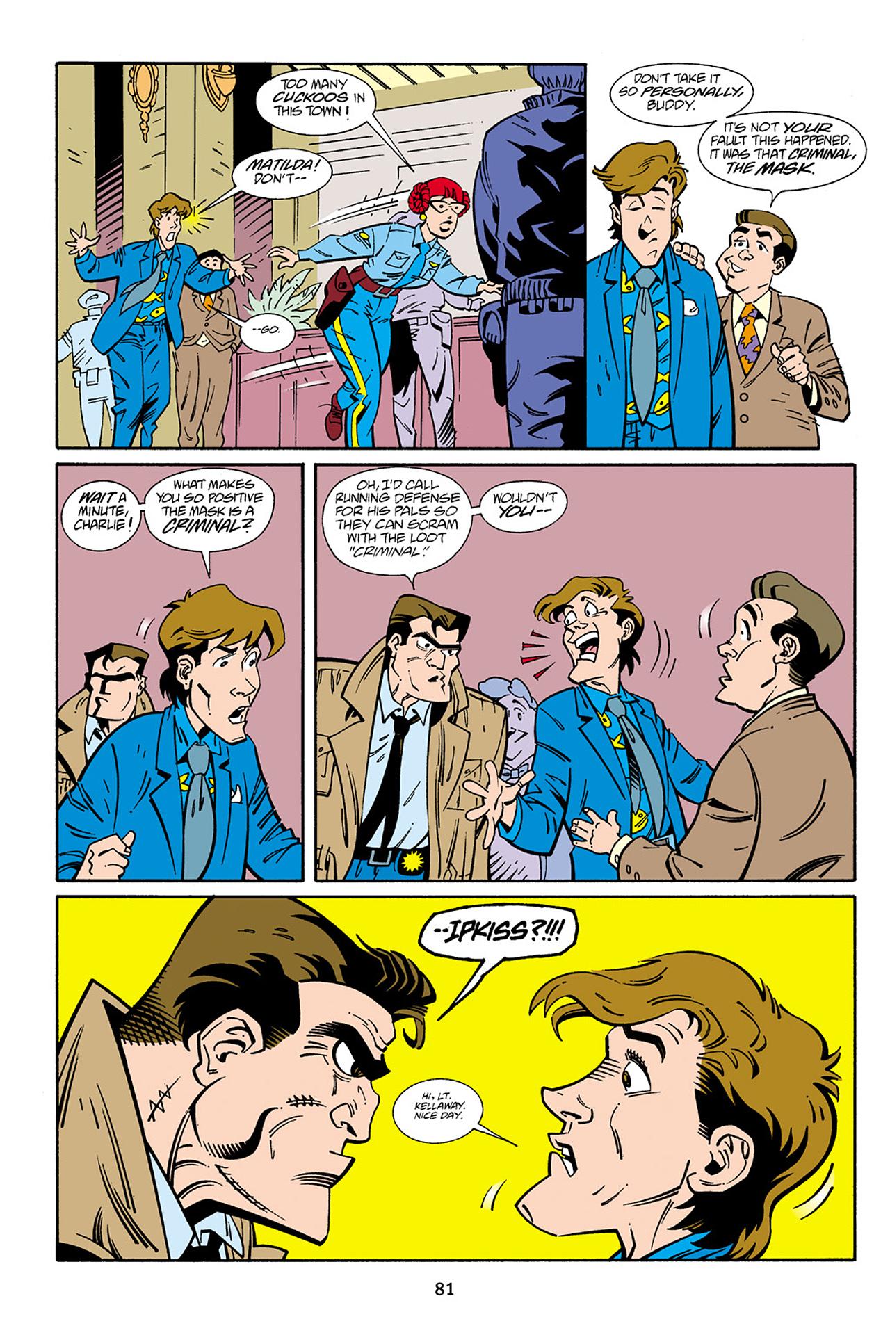 Read online Adventures Of The Mask Omnibus comic -  Issue #Adventures Of The Mask Omnibus Full - 81