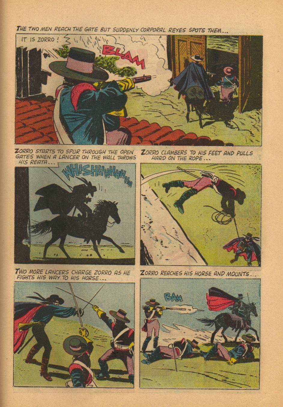 Zorro (1966) issue 2 - Page 27