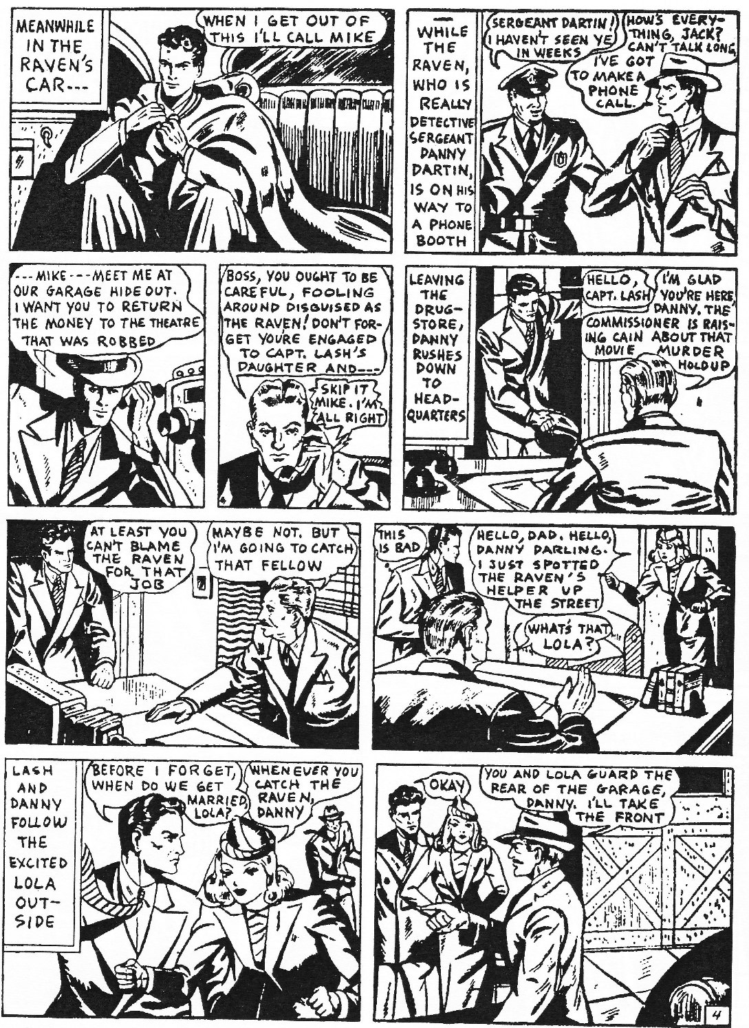 Read online Men of Mystery Comics comic -  Issue #76 - 50