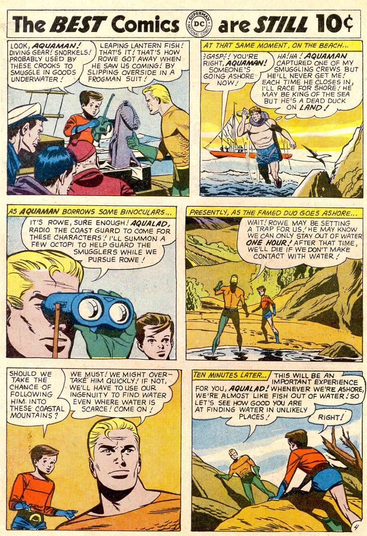 Read online Adventure Comics (1938) comic -  Issue #282 - 22