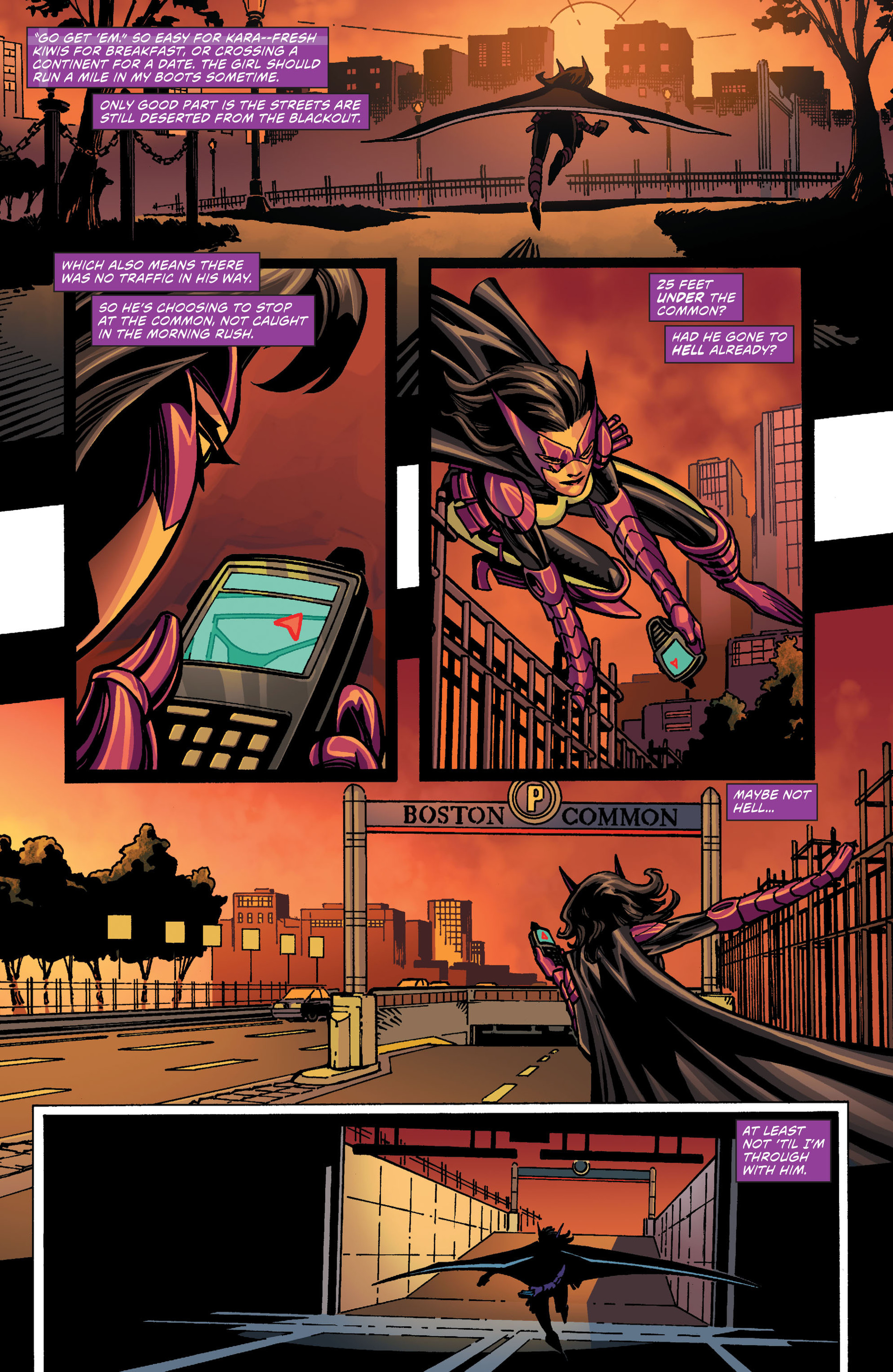 Read online Worlds' Finest comic -  Issue #24 - 7