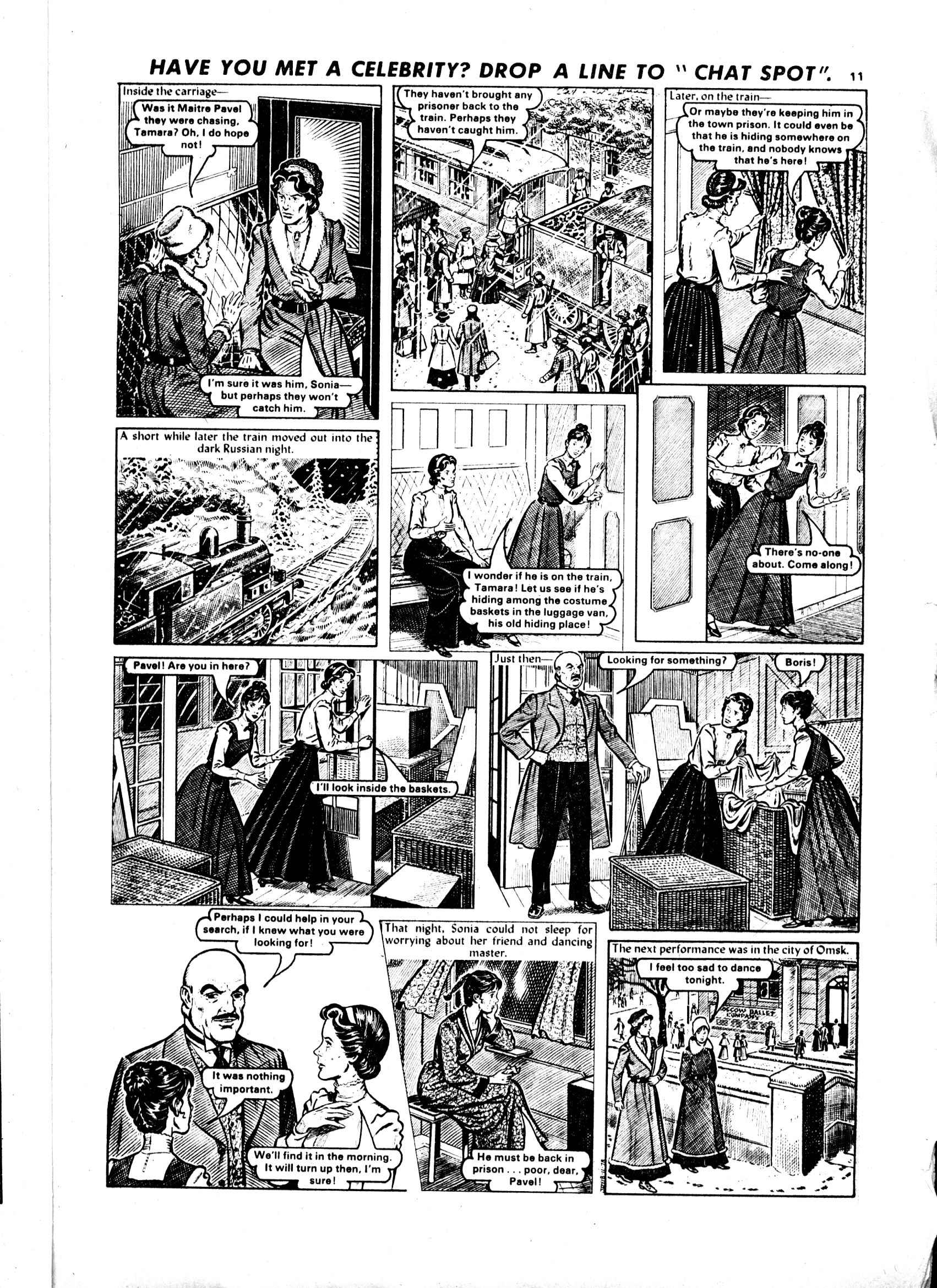 Read online Judy comic -  Issue #984 - 11