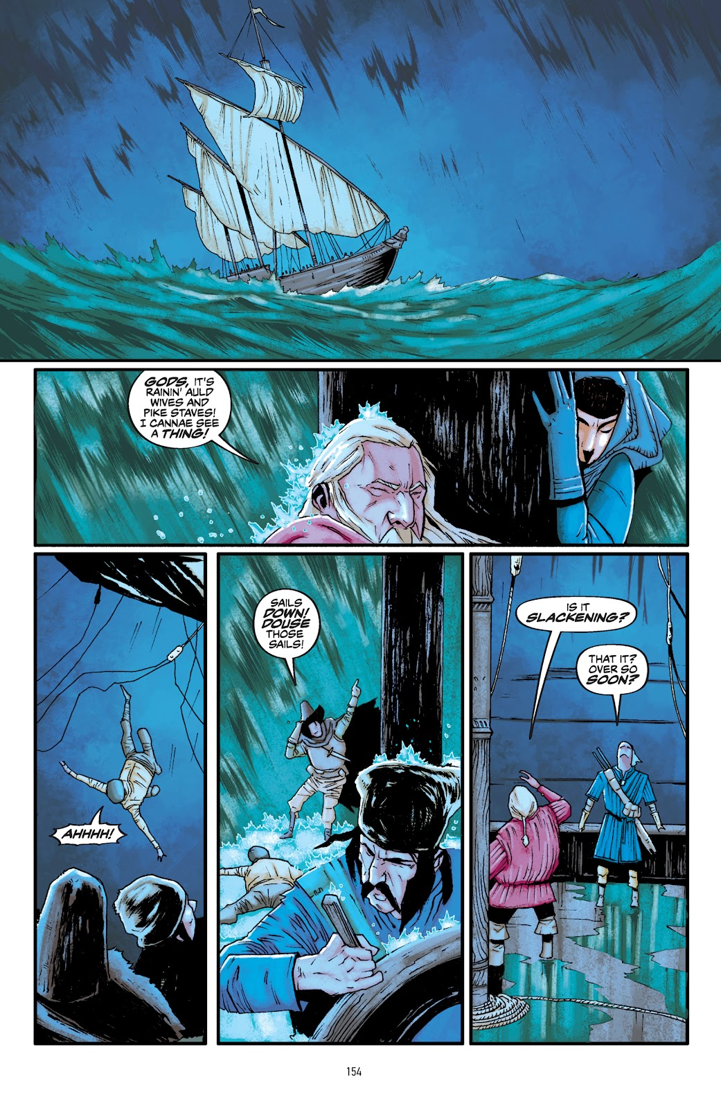Read online The Witcher Omnibus comic -  Issue # TPB (Part 2) - 55