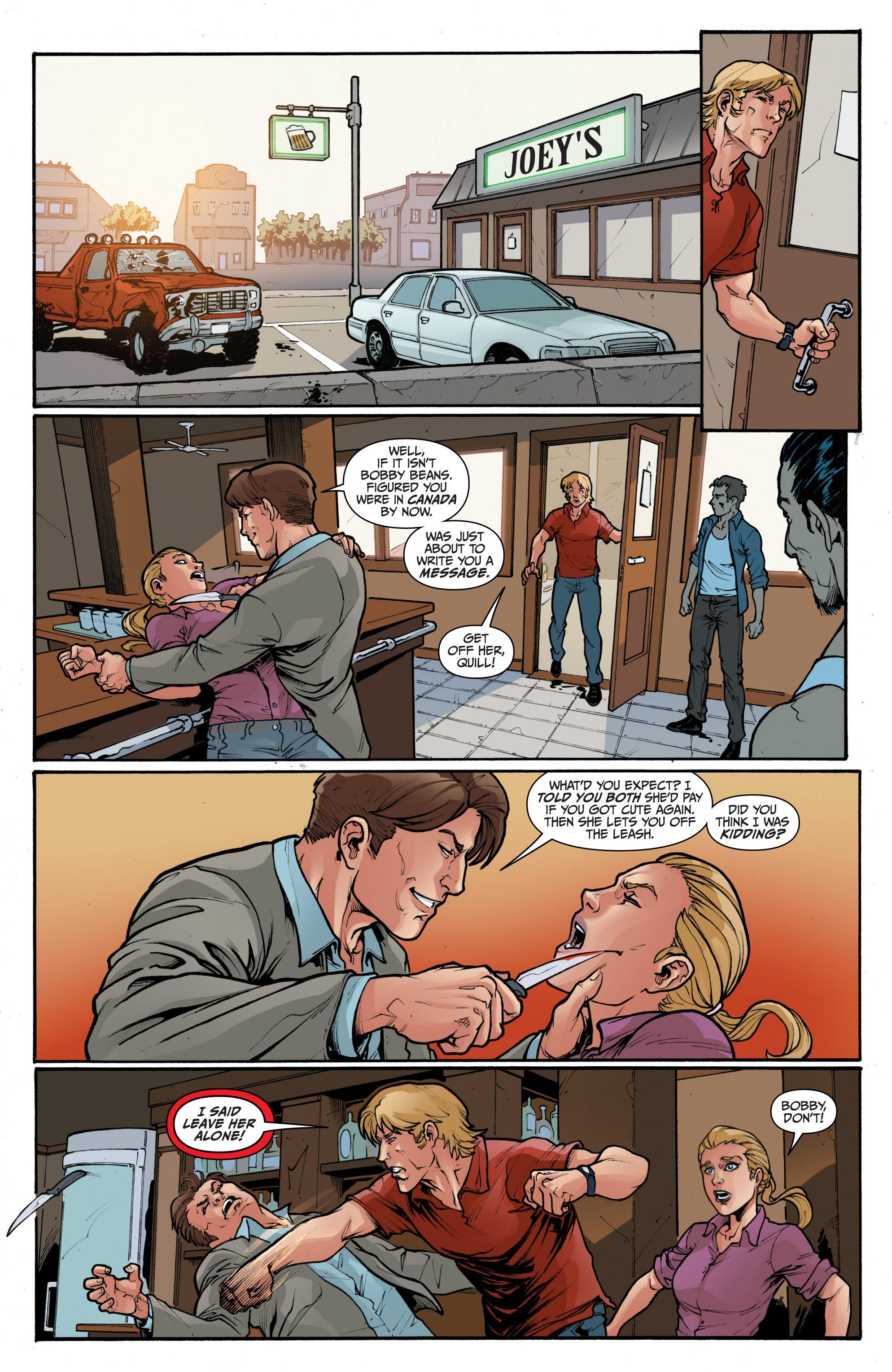 Read online 3 Guns comic -  Issue #2 - 12