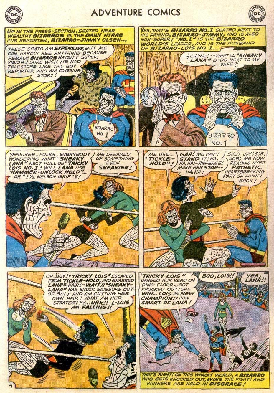 Read online Adventure Comics (1938) comic -  Issue #295 - 24