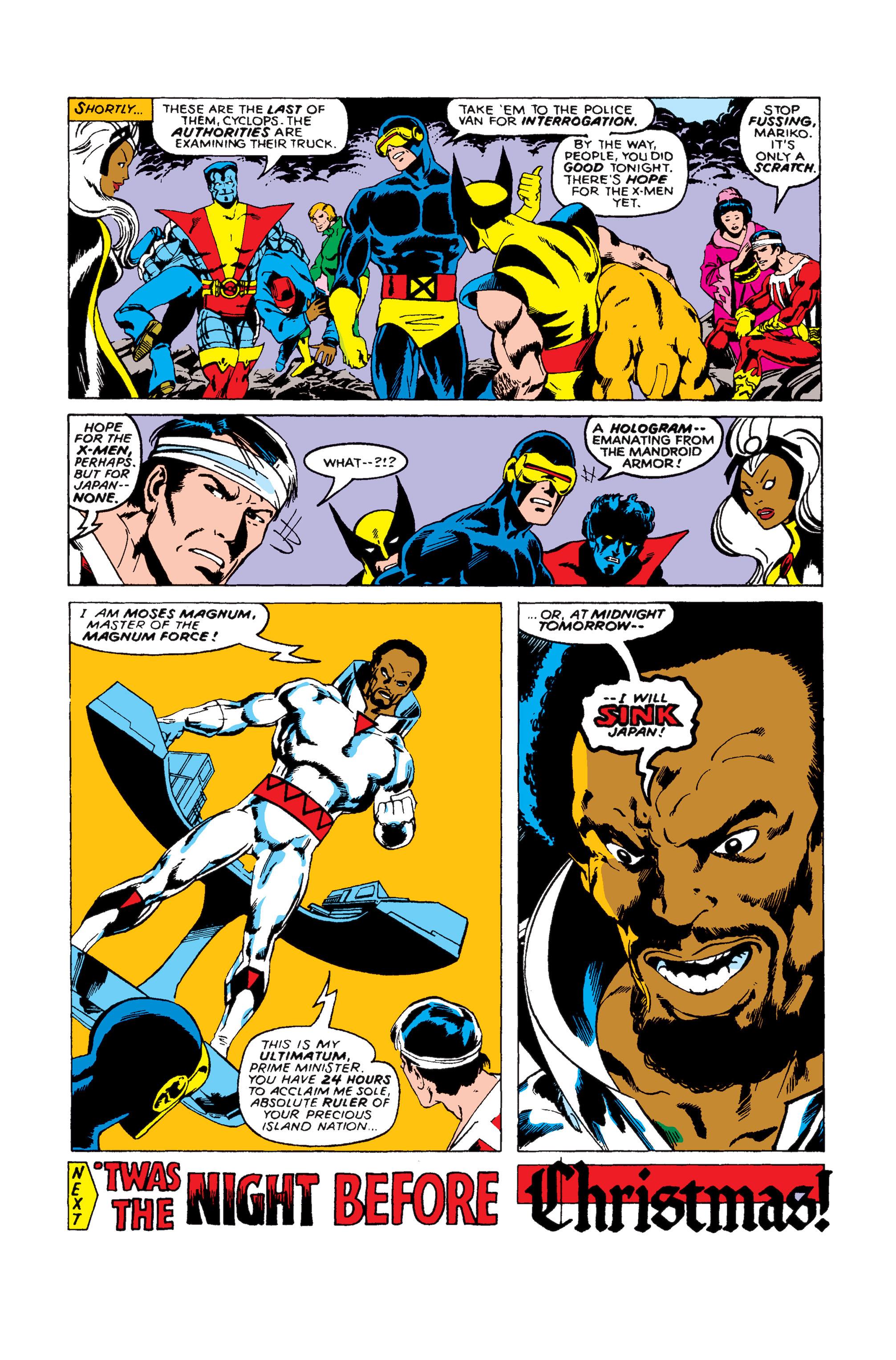 Uncanny X-Men (1963) 118 Page 16