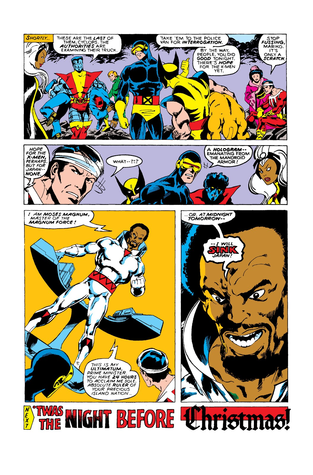 Uncanny X-Men (1963) issue 118 - Page 17