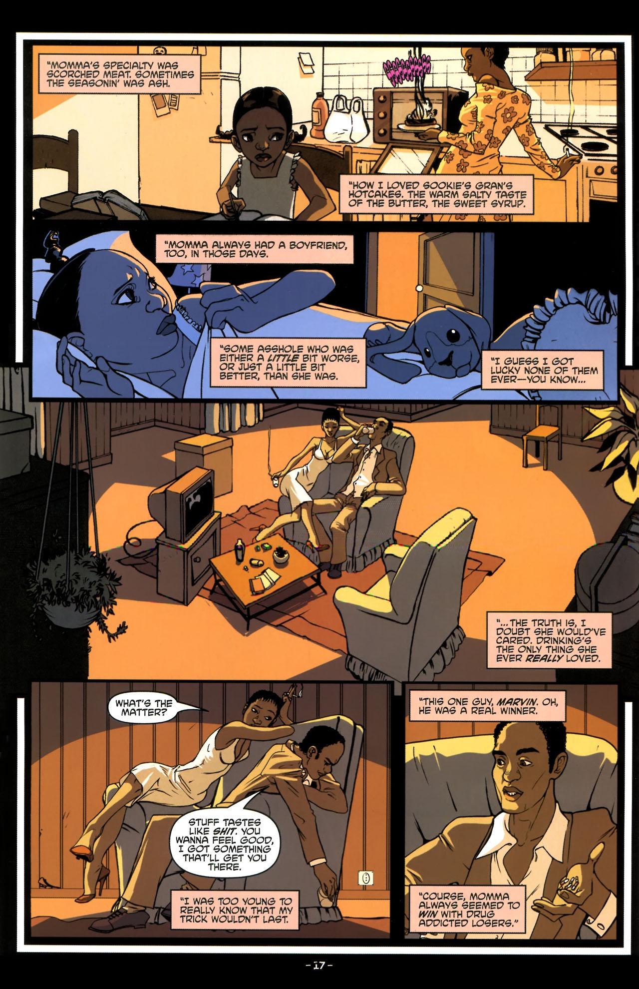 Read online True Blood (2010) comic -  Issue #3 - 19