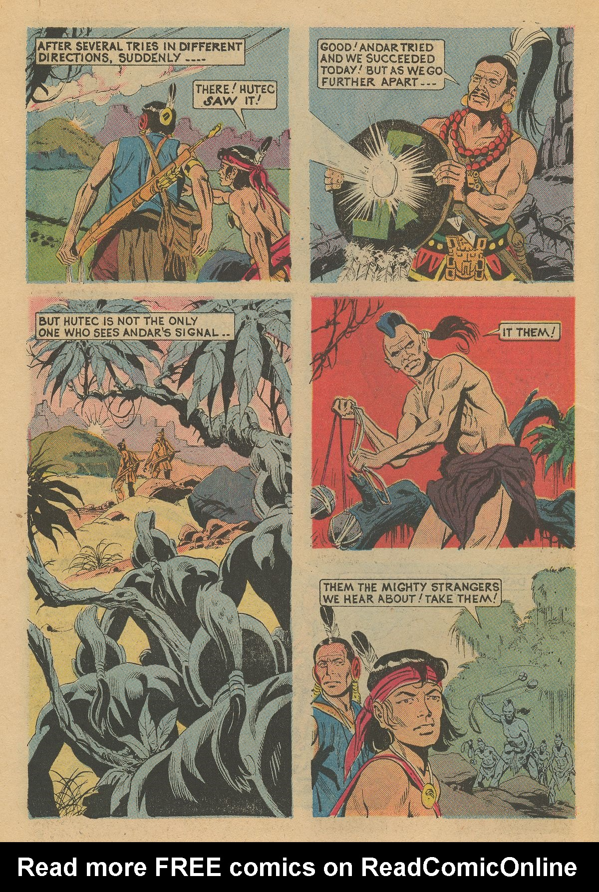 Read online Turok, Son of Stone comic -  Issue #86 - 10