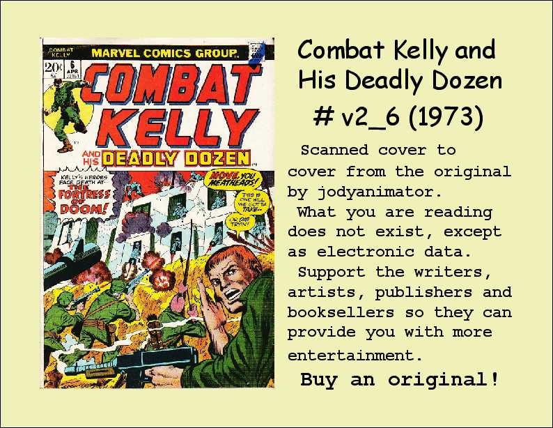 Combat Kelly (1972) issue 6 - Page 37