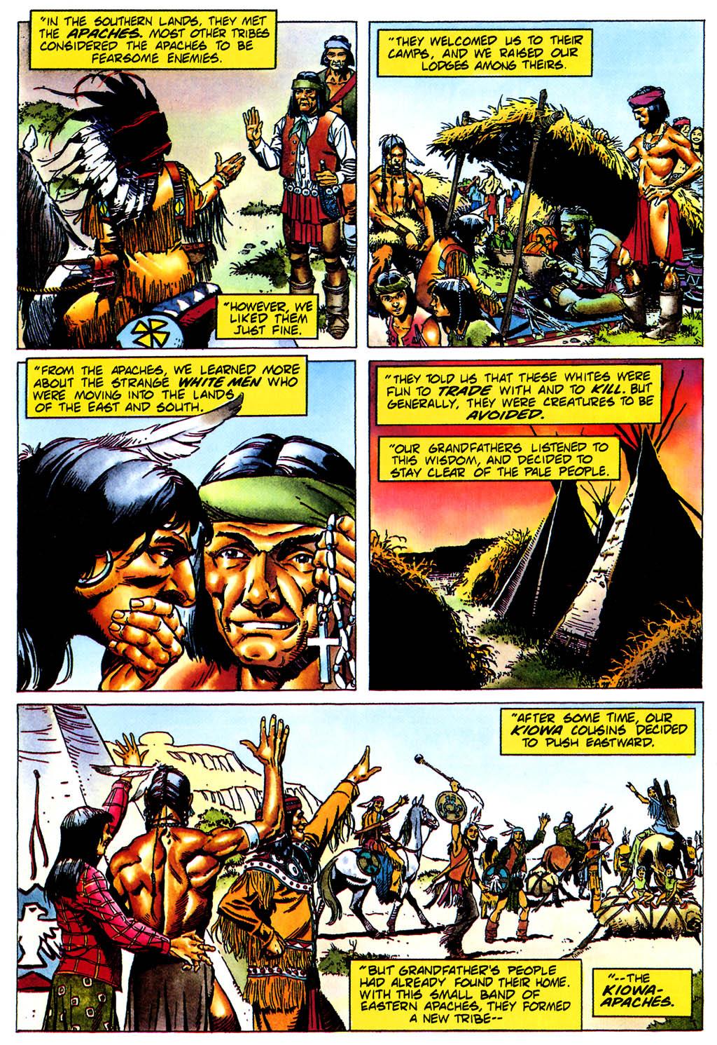 Read online Turok, Dinosaur Hunter (1993) comic -  Issue #0 - 11