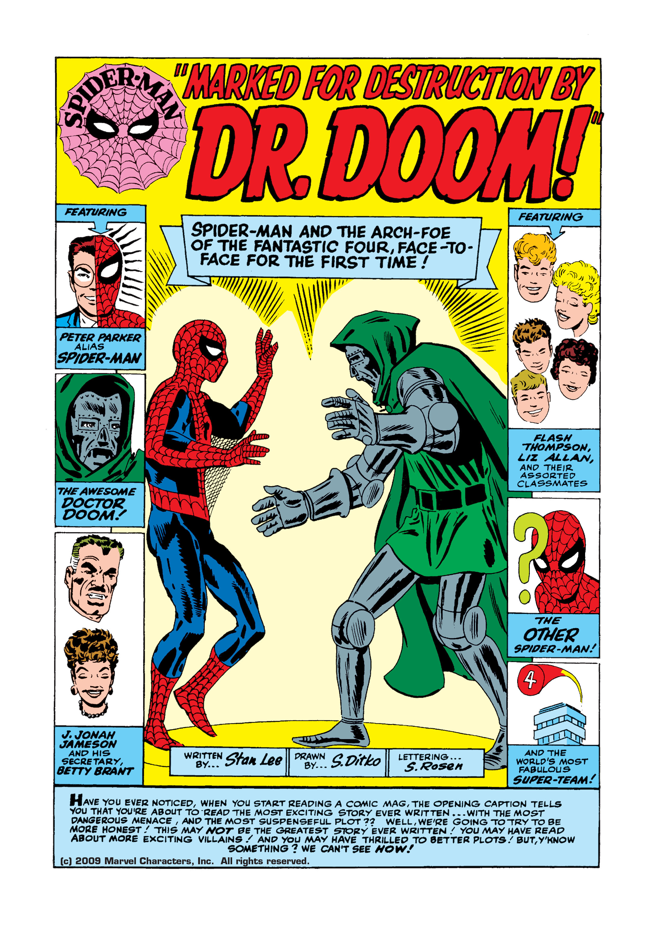The Amazing Spider-Man (1963) 5 Page 1