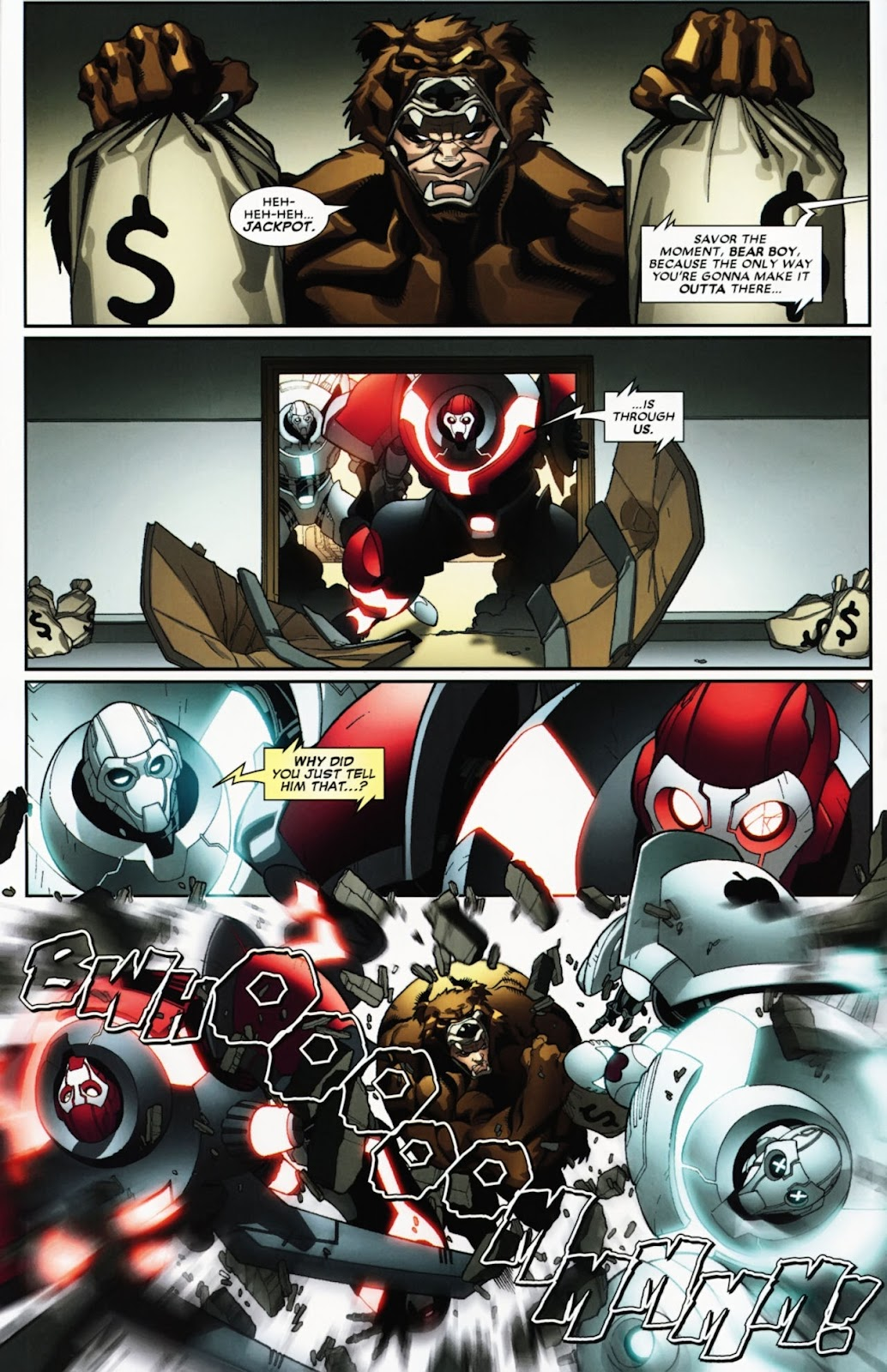 Read online Deadpool (2008) comic -  Issue #24 - 16