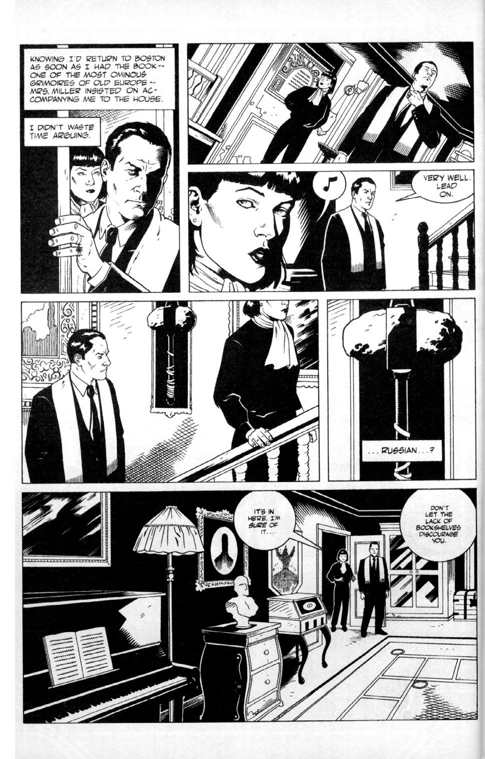 Dark Horse Presents (1986) Issue #142 #147 - English 12