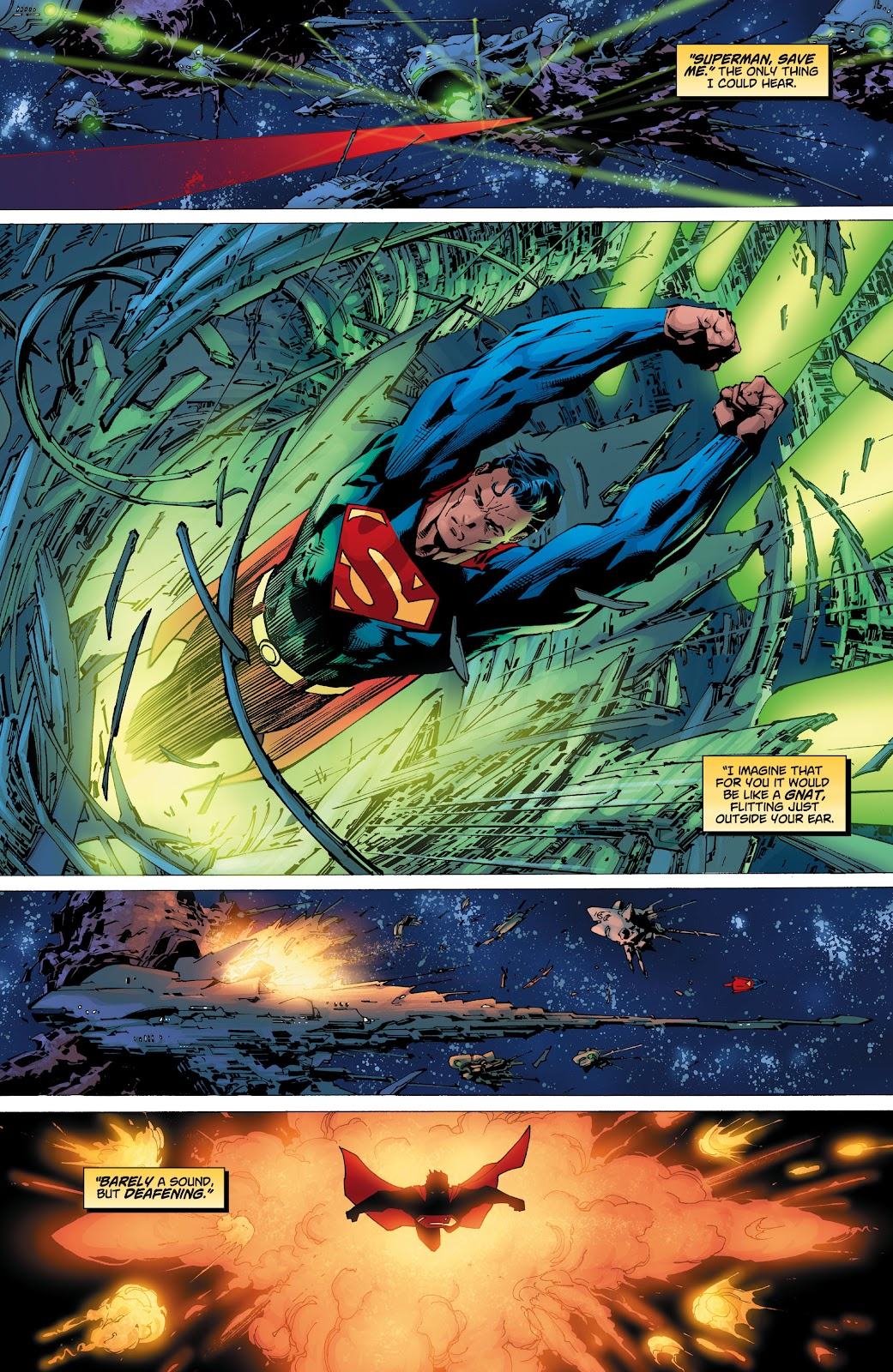 Read online Superman: For Tomorrow comic -  Issue # TPB (Part 1) - 25