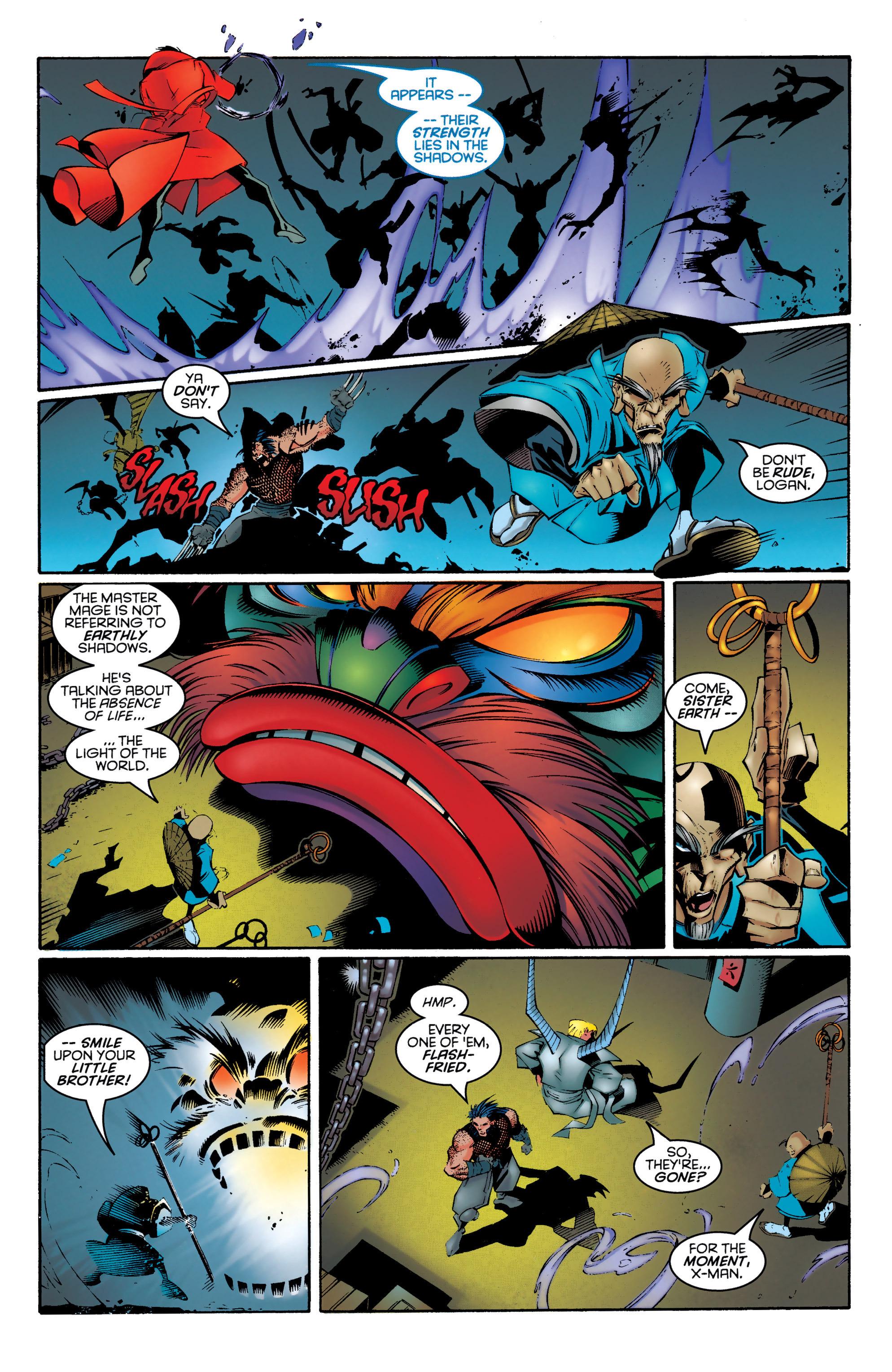 Read online Uncanny X-Men (1963) comic -  Issue #330 - 7