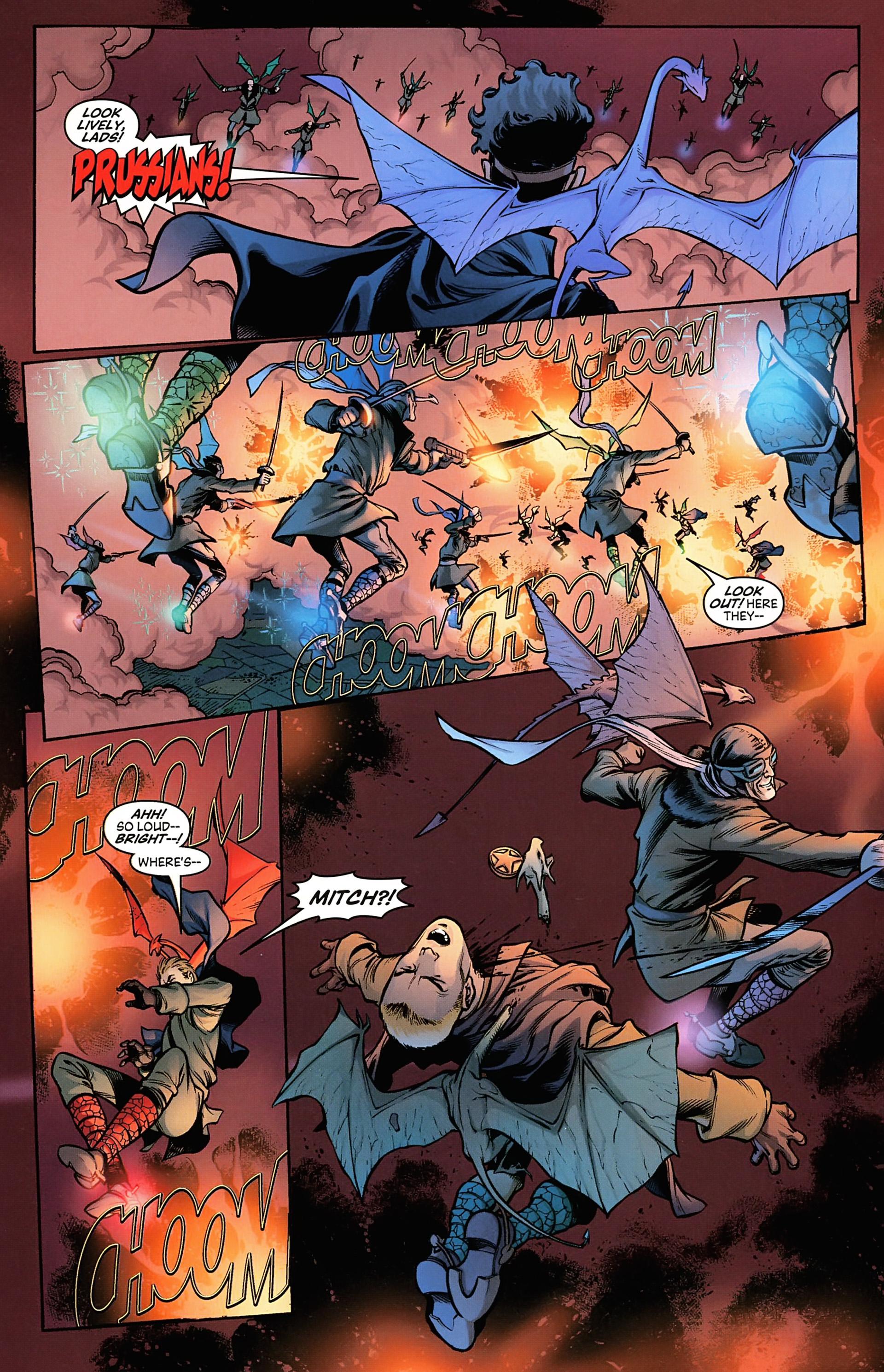 Read online Arrowsmith comic -  Issue #3 - 22