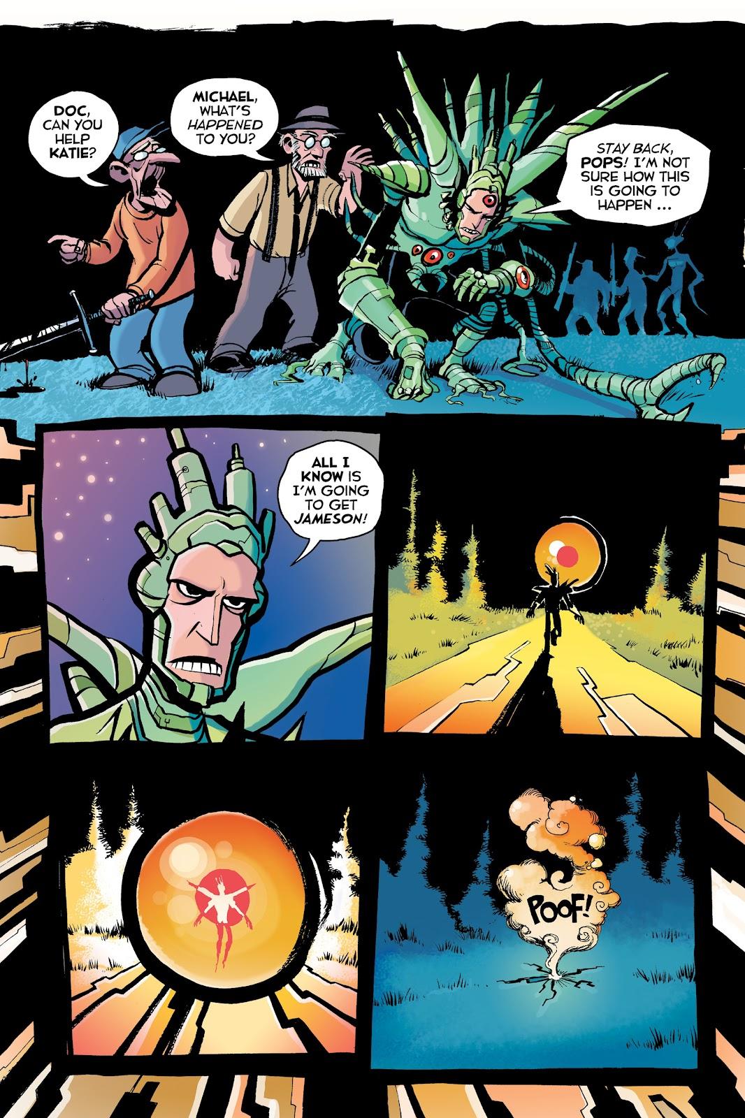 Read online Creature Tech (2019) comic -  Issue # TPB (Part 2) - 64