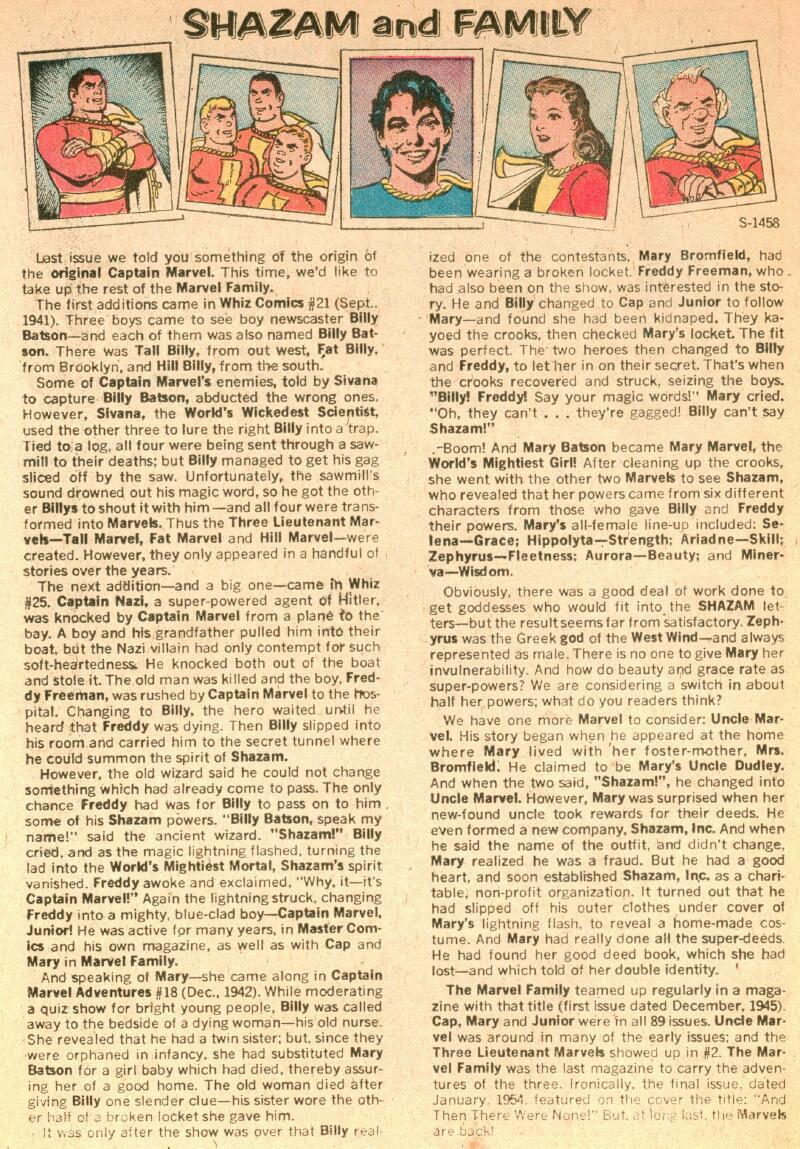 Read online Shazam! (1973) comic -  Issue #2 - 19