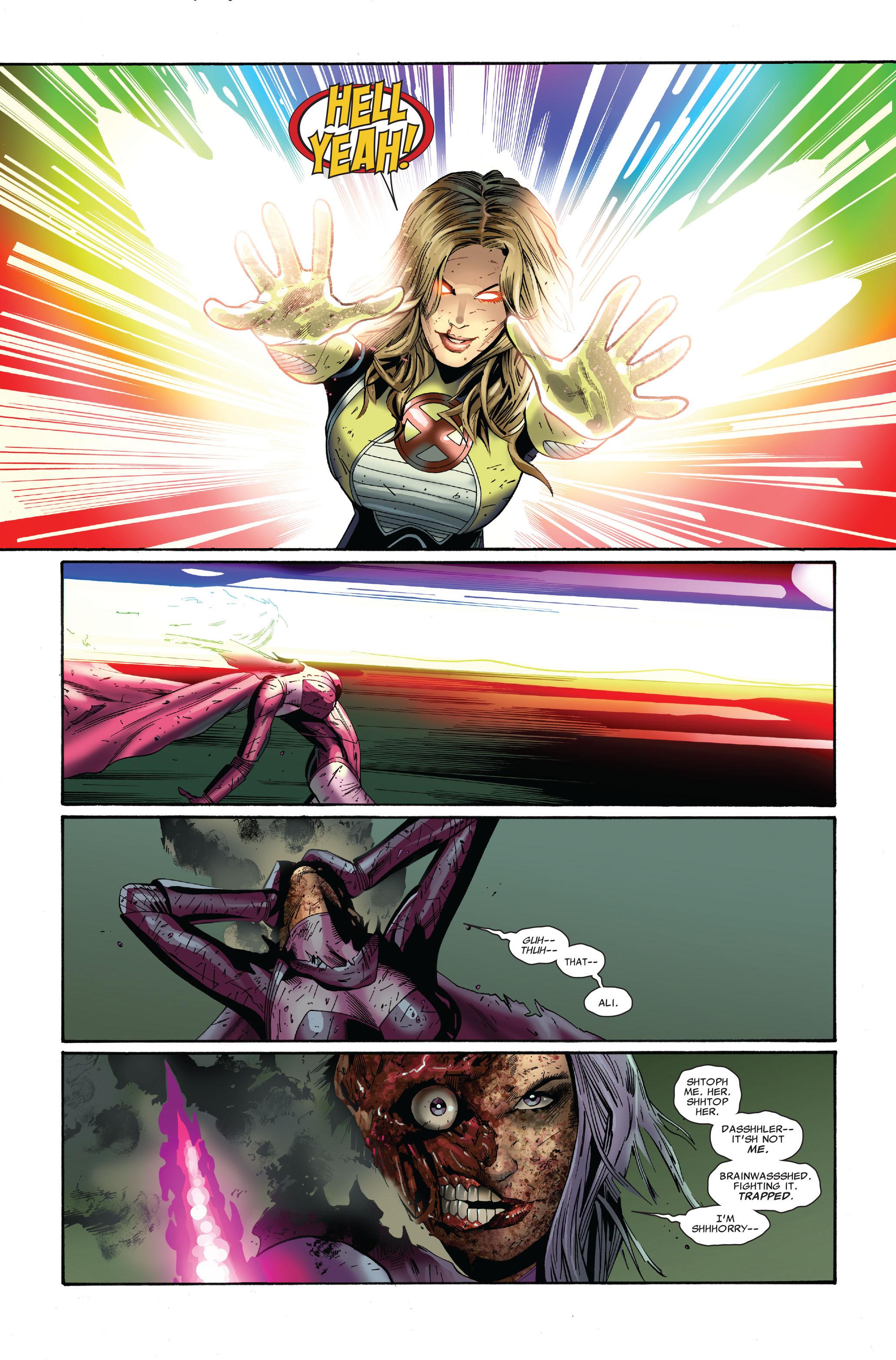Read online Uncanny X-Men (1963) comic -  Issue #511 - 15