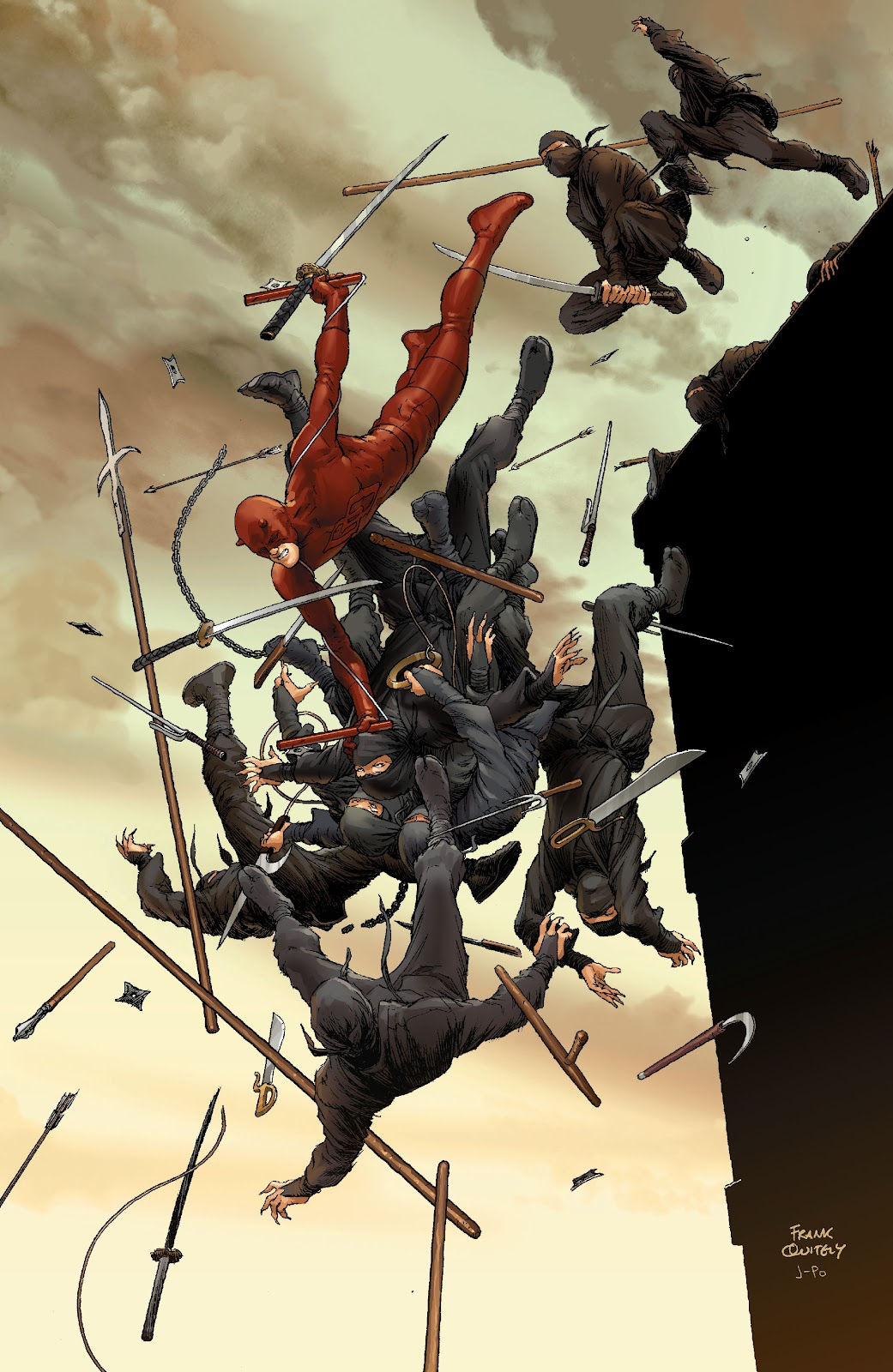 Read online Daredevil (1998) comic -  Issue # _Ultimate_Collection TPB 2 (Part 5) - 64
