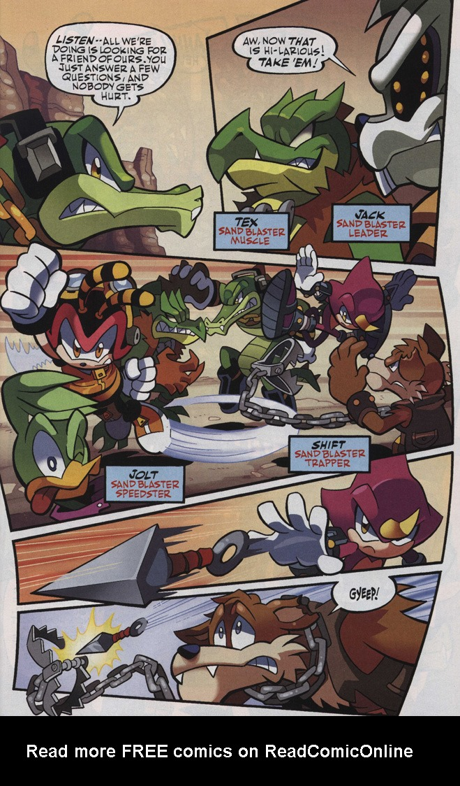 Read online Sonic Universe comic -  Issue #48 - 5