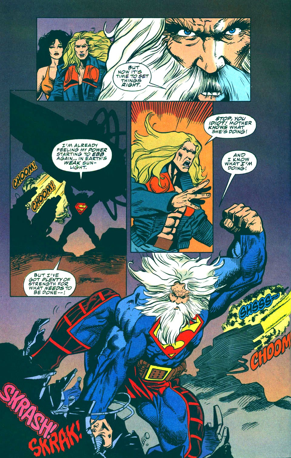 Read online Kamandi: At Earth's End comic -  Issue #5 - 22