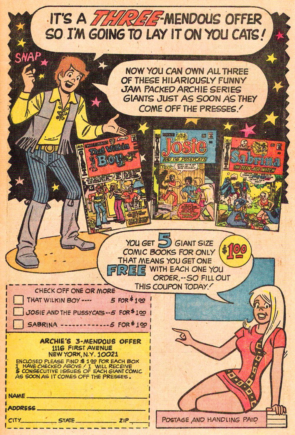 Read online She's Josie comic -  Issue #67 - 33
