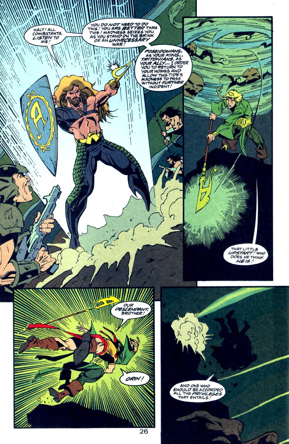 Read online Aquaman (1994) comic -  Issue #Aquaman (1994) _Annual 4 - 26
