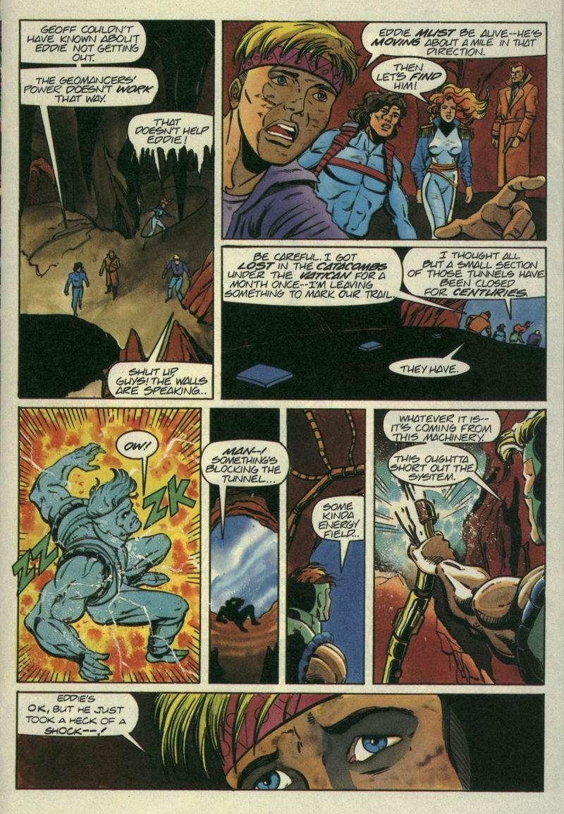 Read online Secret Weapons comic -  Issue #7 - 10