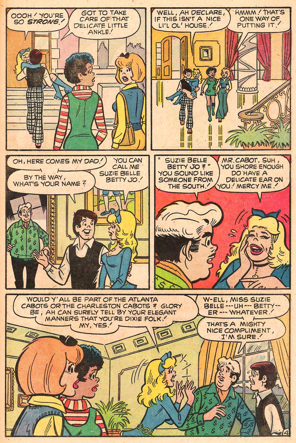 Read online She's Josie comic -  Issue #69 - 30