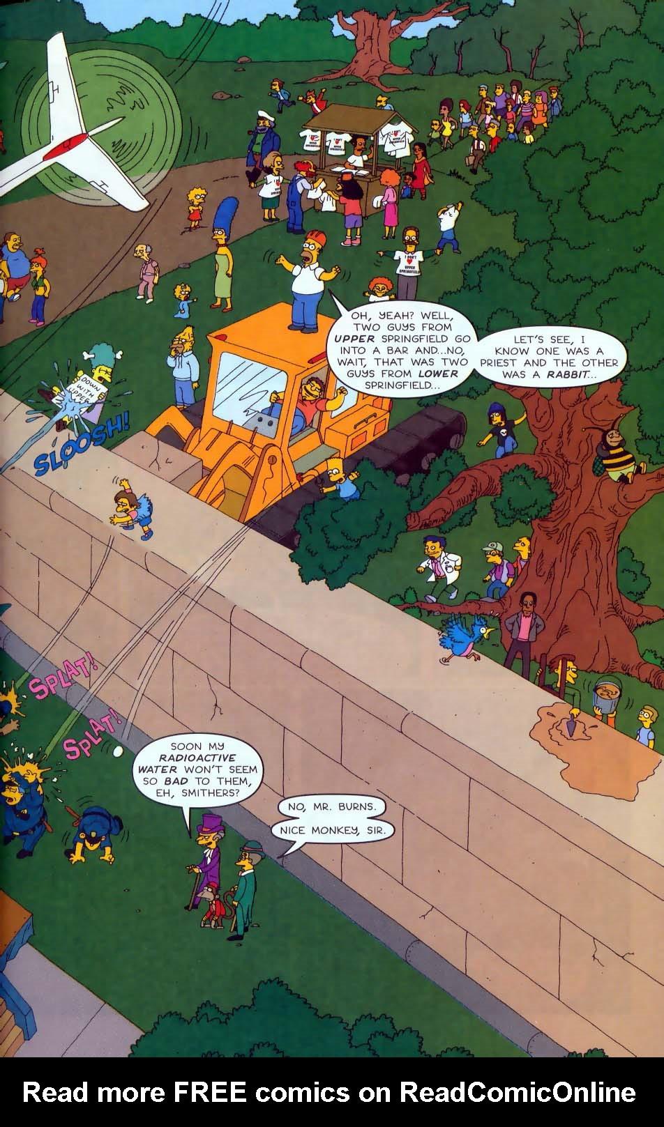 Read online Simpsons Comics comic -  Issue #50 - 12