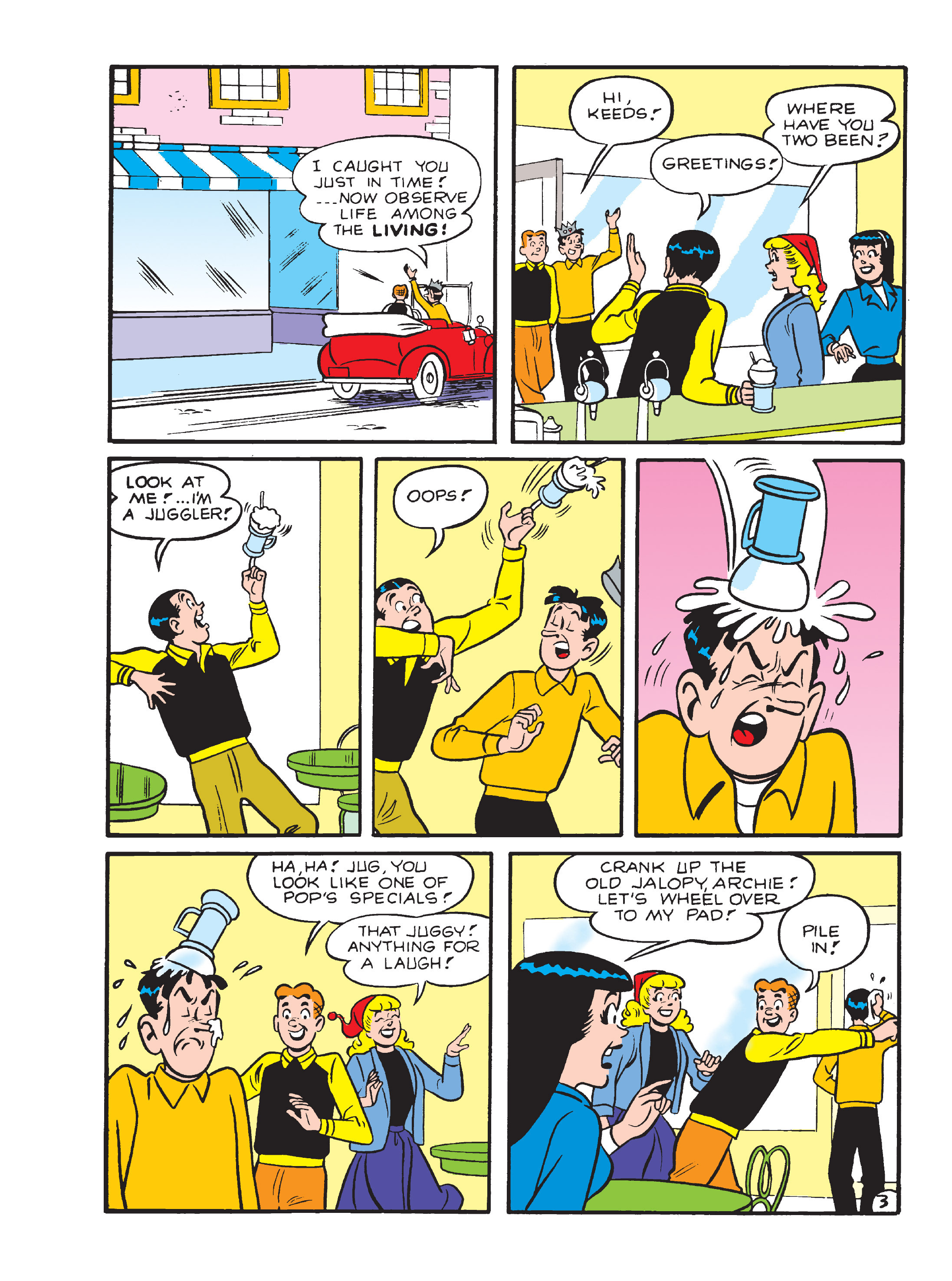 Read online Archie 1000 Page Comics Blowout! comic -  Issue # TPB (Part 4) - 122