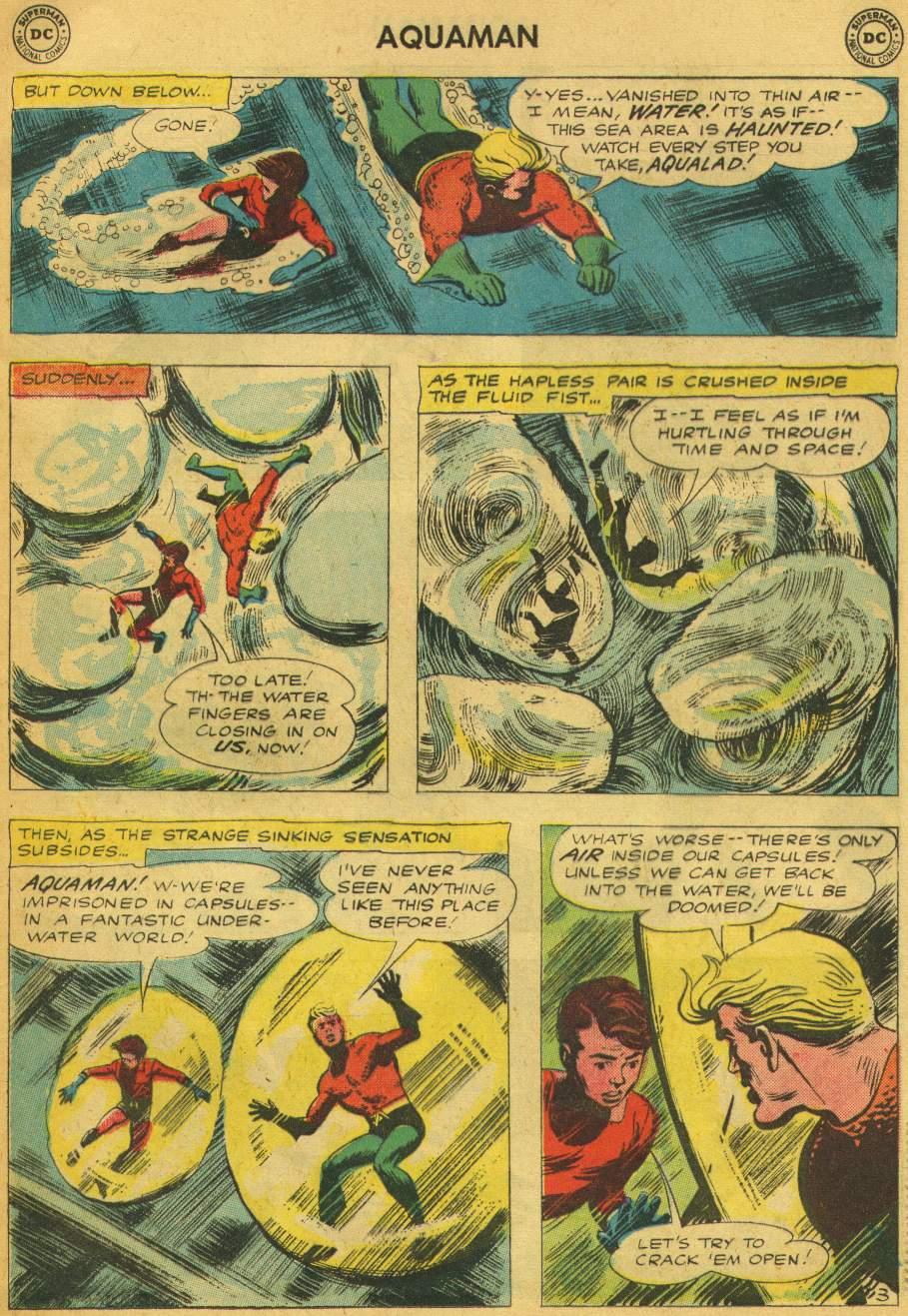 Read online Aquaman (1962) comic -  Issue #5 - 5