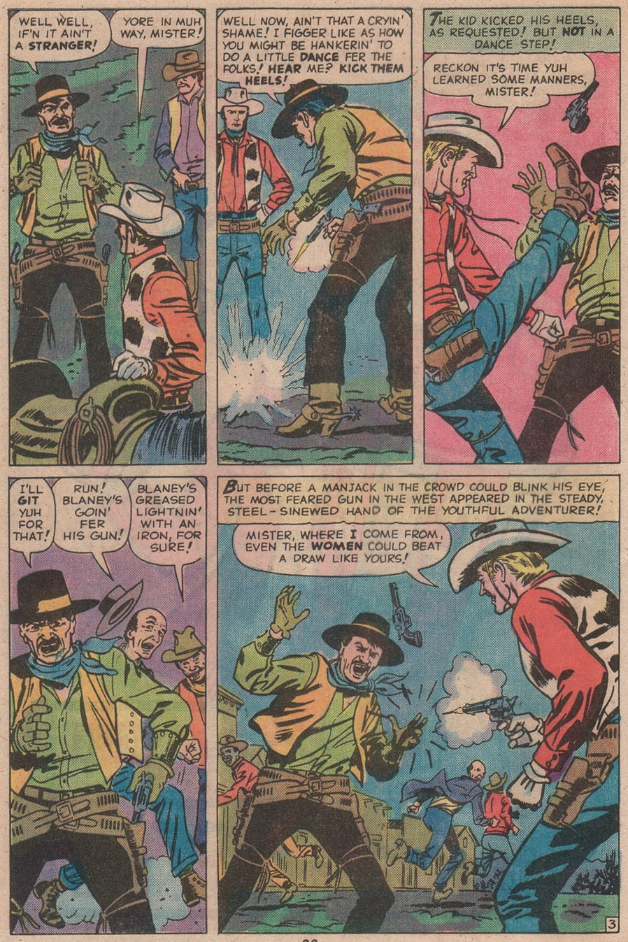 Kid Colt Outlaw issue 211 - Page 28