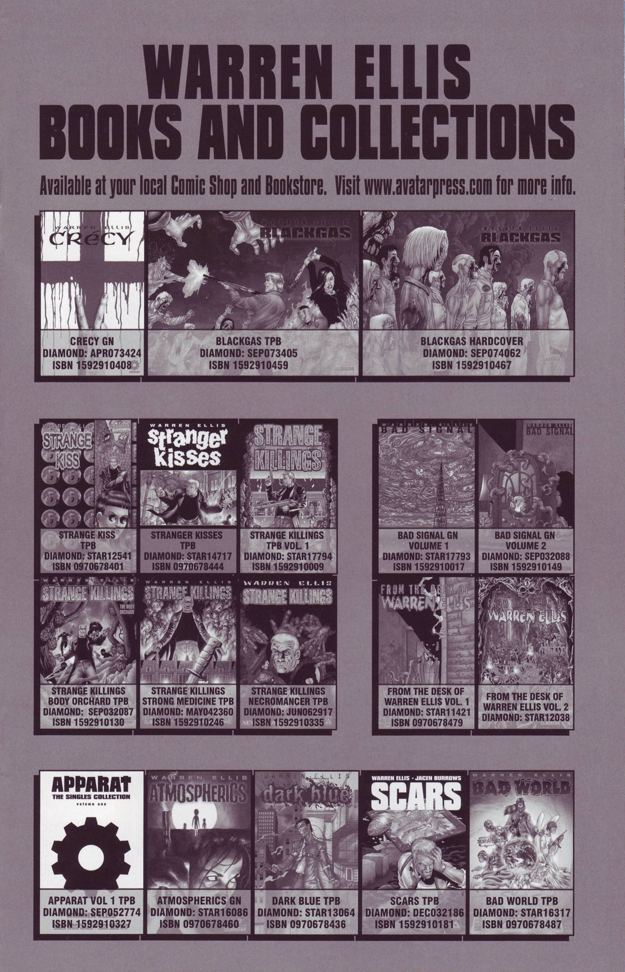 Read online Garth Ennis' Streets of Glory comic -  Issue #4 - 35