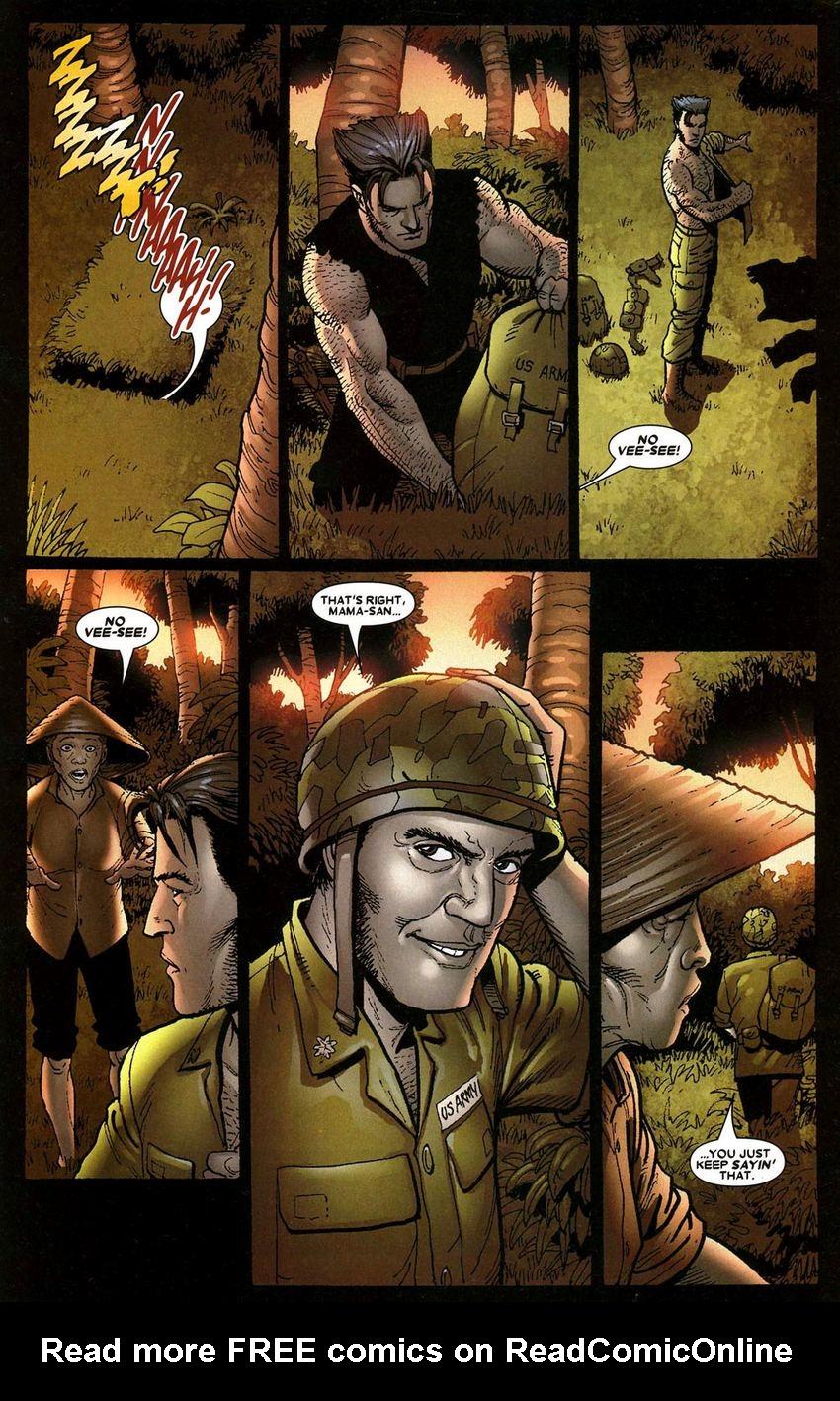 Read online Wolverine: Origins comic -  Issue #2 - 15